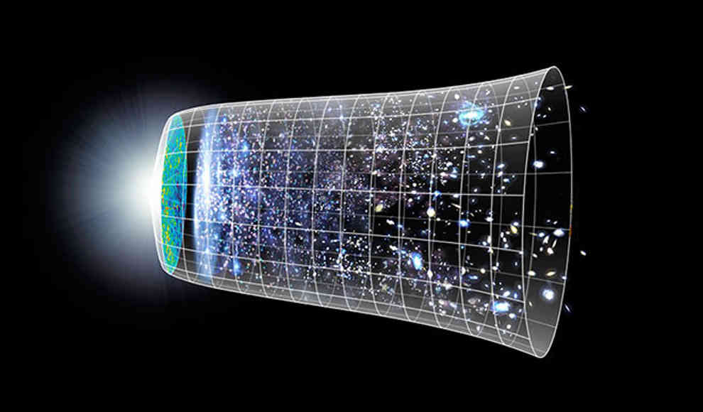 Wie Schnell Dehnt Sich Das Universum Aus