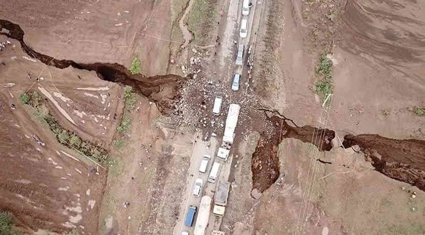 Kenia: Der Kontinent Afrika bricht auseinander