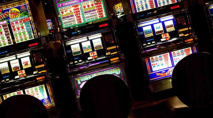 Spelautomaten Casino