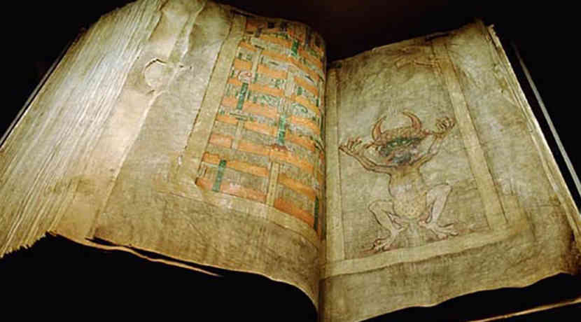 Codex Gigas - Teufelsbibel