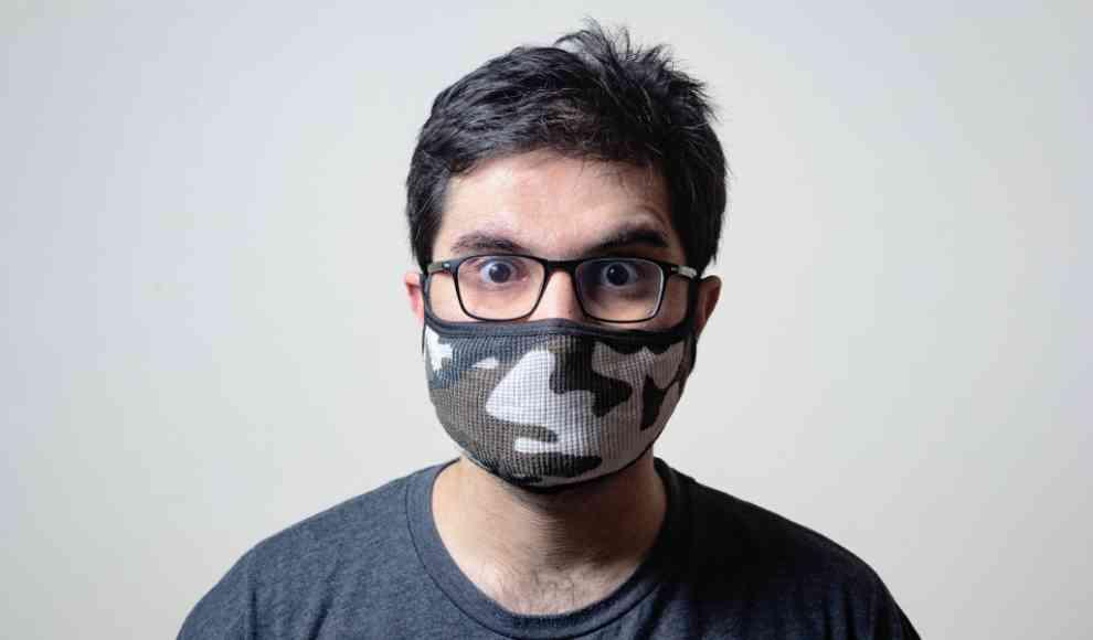 Brille Beschlägt Durch Maske