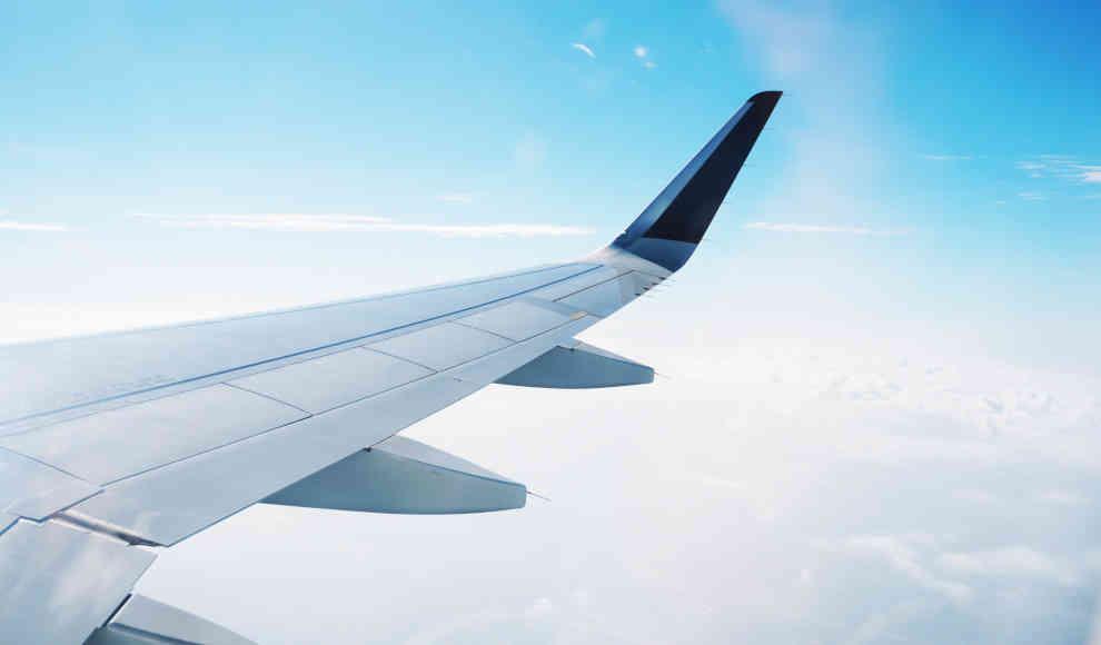 Strahlung Im Flugzeug