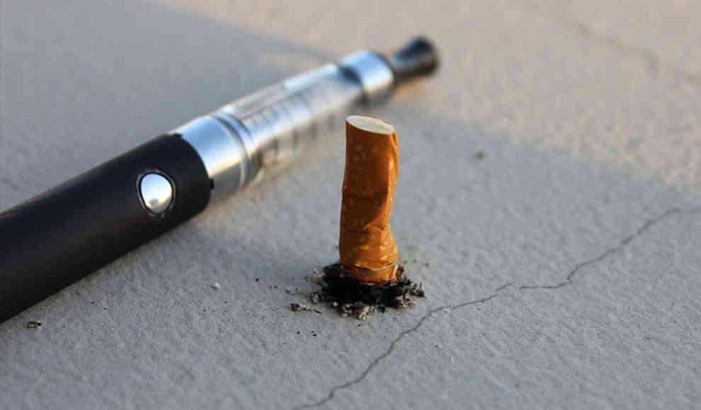 E Zigaretten Gesünder Als Normale