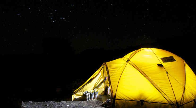 Camping-Tourismus in Deutschland mit großem Wachstum
