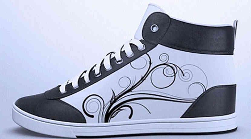 new styles 89a15 664da Dieser Sneaker lässt sich per App selbst gestalten