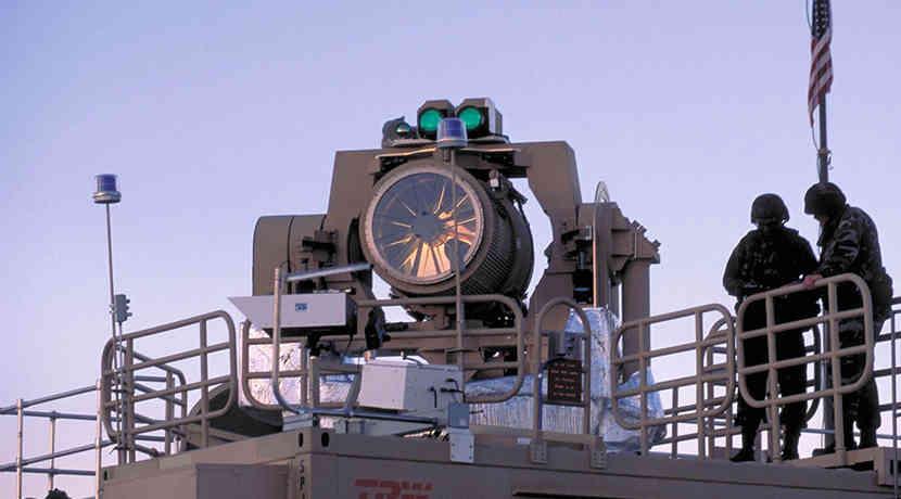 China hat ein Laser-Sturmgewehr entwickelt