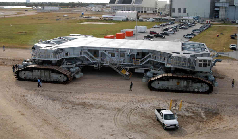 Missile Crawler Transporter Facilities