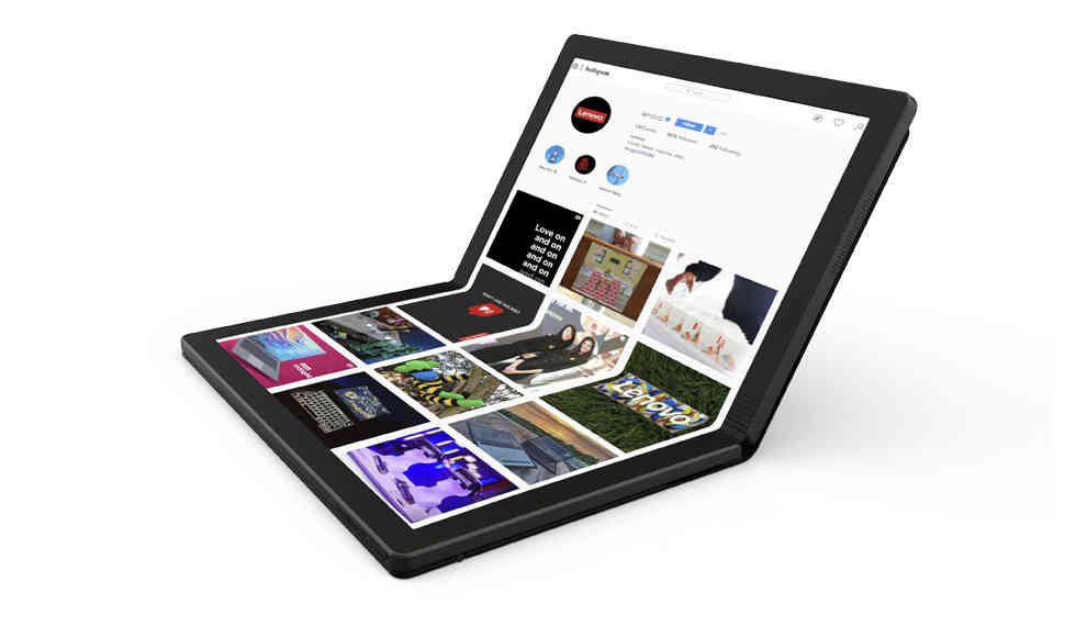Thinkpad X1 Foldable