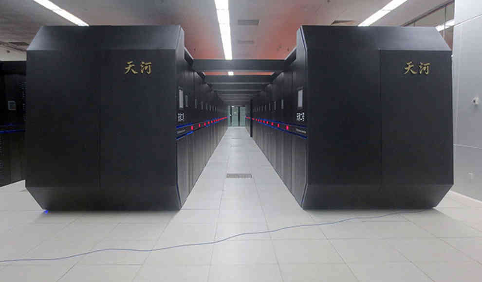 Tianhe-3: Chinas Exaflop-Supercomputer
